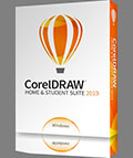 CorelDRAW Home&Student Suite 2019